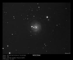 NGC3344 du 18/03/2009