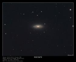 NGC3675 du 15/03/2010