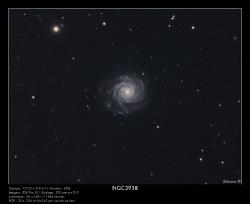 NGC3839 du 05/03/2010