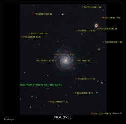 NGC3839 du 05/03/2010 - repérage