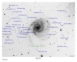 M101 du 22/04/2009 - repérage